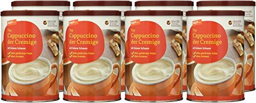 tegut... Cappuccino der Cremige, 8er Pack (8 x 200 g)