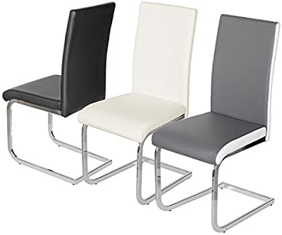 Alkove - Hayes - Set de 2 sillas modernas de madera maciza ...