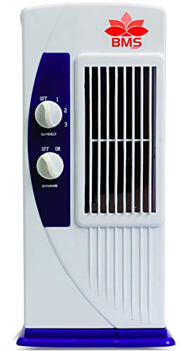 BMS Lifestyle TF-104 Portable Mini Tower Fan with...