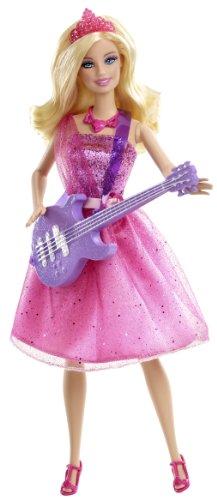 barbie principessa rock Mattel X5127 Barbie Principessa e La Popstar Tori