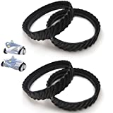 AR-PRO (4 Tracks R0526100 Upgraded Version Track Replacement   Compatible with MX8/MX6 In-Ground Pool Cleaner/Made of Premium, Heavy Duty Rubber - Improving The Parts Life Cycle by 50%