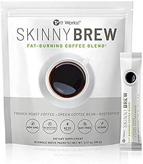 It Works Skinny Brew- 15 servings per bag