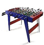 YAMMY Juego de futbolín, Mesa Multifuncional, futbolín, Billar, Ping Pong, Juego de Backgammon, Aire (Billar)