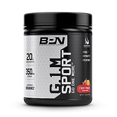 Bare Performance Nutrition, G.1.M Sport Endurance Formula, Electrolyte Formula, Cluster Dextrin, Superior Carbohydrate Source