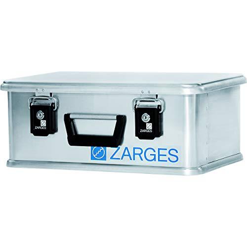 Relags 408605 Alu-Box Mini XS 24l IM: 450x290x180 mm, Silber, 24 Liter
