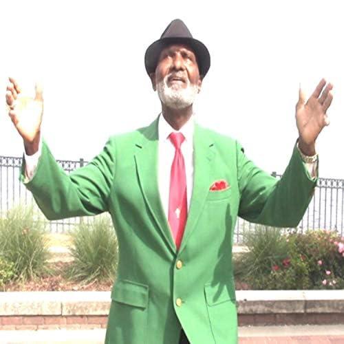 Beaming Bishop Curtis Brown