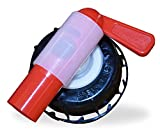 Grifo dispensador de flujo de aire (para rosca estándar europea DIN de 59 mm a 61 mm) (25)