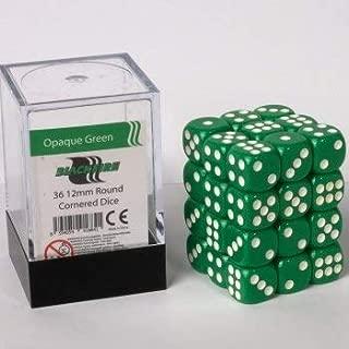 1 Unidad ADC Blackfire Entretenimiento 91494/16/mm varios colores rojo//azul//verde//blanco y negro D10/dados Set Modelos//colores Surtidos 5/piezas