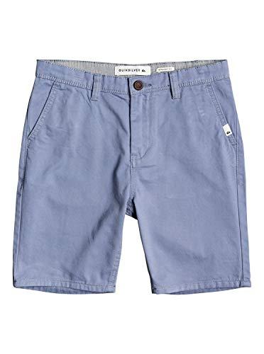 Quiksilver™ Everyday - Short Chino - Garçon Enfant 8-16 Ans - Bleu
