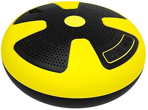 HLJK draagbare bluetooth-luidspreker, kleine draadloze stereo (TWS) luidspreker met radio geïntegreerd in microfoon met IPX5 waterdicht HD sound-Enhanced Bass voor buiten bad zwembad strand