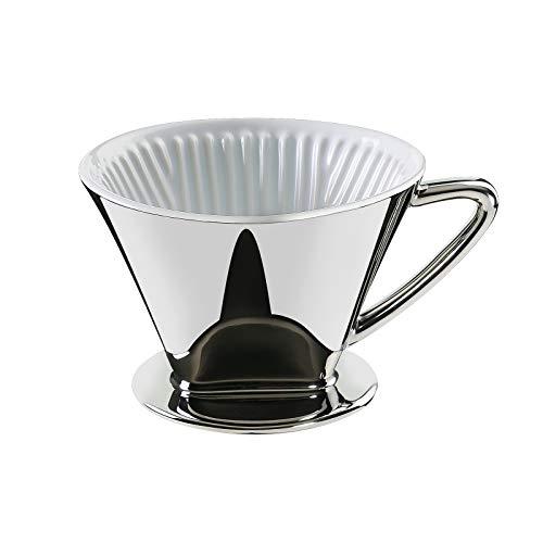 Cilio KP0000106152 KP0000106124 Kaffeefilter, Keramik