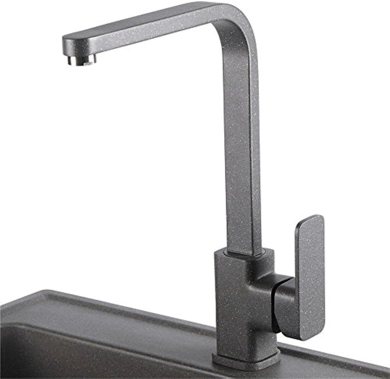 NewBorn Faucet Küche Oder Badezimmer Waschbecken Mischbatterie für die Mischbatterie Waschbecken Wasserhahn Warmes und Kaltes Wasser Ziehen weie Bettwsche Farbe Tippen