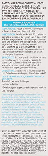 417bbVvEJgL - La Roche-Posay Pure Retinol Face Serum with Vitamin B3. Anti Aging Face Serum for Lines, Wrinkles & Premature Sun Damage to Resurface & Hydrate. Suitable for Sensitive Skin, 1.0 Fl. Oz