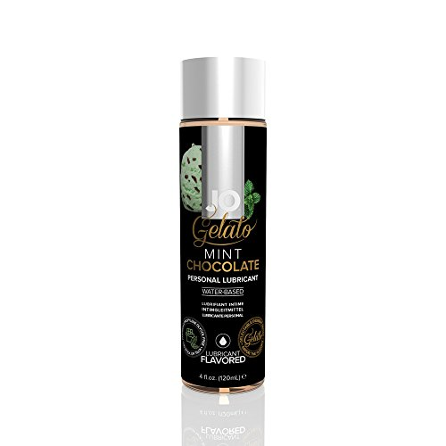 System Jo Gelato Personal Lubricant, Mint Chocolate, 4 Ounce