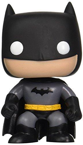 DC Funko POP! Black Batman