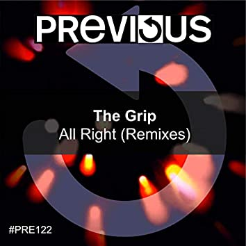 All Right (Remixes)