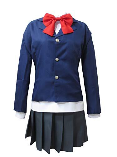 Haikyuu!! Karasuno High School Girl Uniform Kiyoko Shimizu Cosplay Costume (Female S)