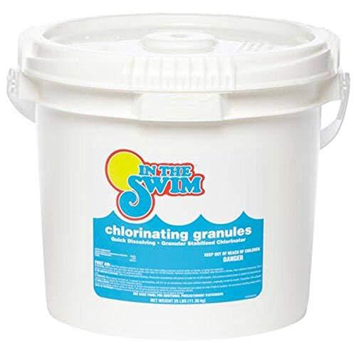In The Swim Sodium Di-Chlor Chlorine Granular Pool...