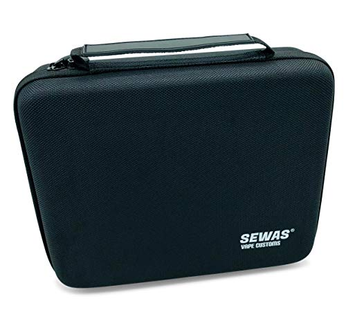 Sewa Vape Customs Hard Case for Vaporizer Mighty and Various Accessories, Travel Case and Protective Carry Bag for Evaporators