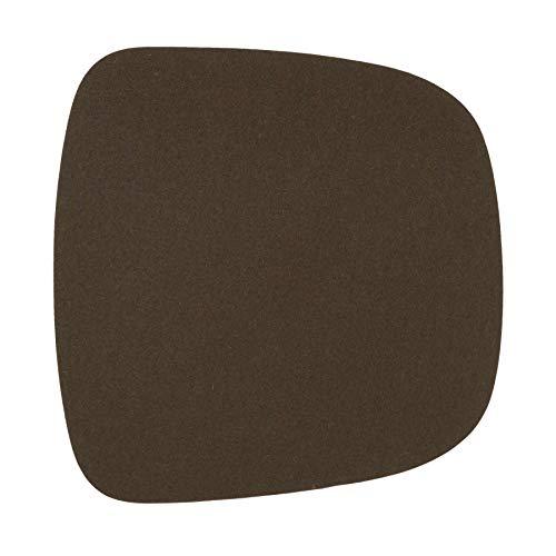 ikarus Sitzauflage 1-lagig für About A Chair AAC22 Stuhl (cafebraun)