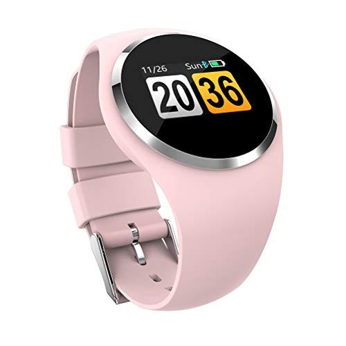 フィットネス スマート腕時計 防水 耐震 睡眠検測 スポーツ 心拍数計測 超薄型 Bluetooth 歩数計 タッチ ウ...