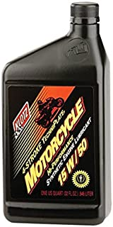 Motorcycle TechniPlate with Integrated Transmission, 15W/50, 32 Ounces Quart