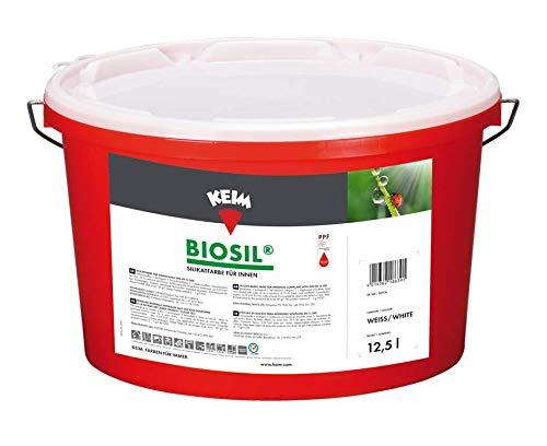 Bio Conzept Keim Biosil Silikatfarbe/weiß / 12,5 Liter