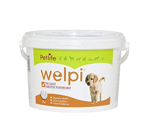 Petlife Welpi Milk Replacer and Nutritional Supplement for Dog, All Life Stages, 2 Kg