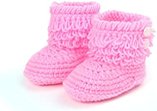 knitted shoes for babies for sale