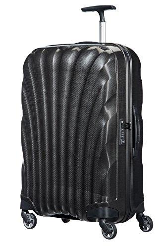Samsonite Cosmolite Spinner Suitcase, 69 cm, 68 L, Schwarz