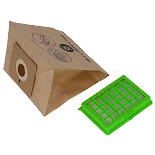 semboutique–Marca Moulinex–elección de–bolsas aspirador X6+ filtro HEPA–Referencia–zr004101