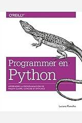 Programmer avec Python Paperback