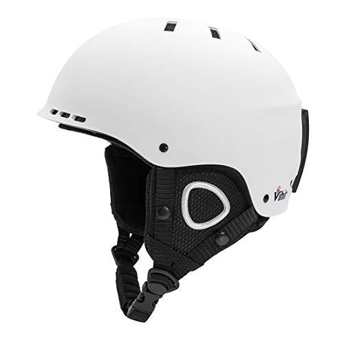 Skihelm, uniseks, snowboard-helm, ventilatie, met superlichte, verstelbare skihelm