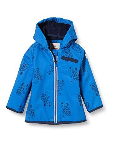 ESPRIT KIDS Baby-Jungen RQ4201202 Outdoor Jacket Jacke, Blau (Electric Blue 445), (Herstellergröße: 86)