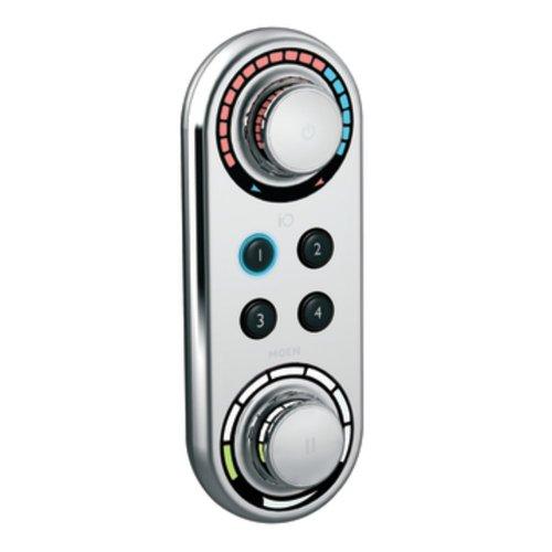 Moen TS3415 IO/Digital Shower Digital Control, Chrome