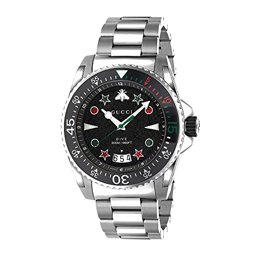 Gucci Dive Uhr, 45 mm, YA136221