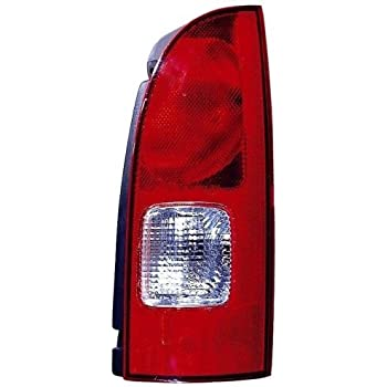 TYC 11-5401-00-1 Nissan Sentra Right Replacement Tail Lamp