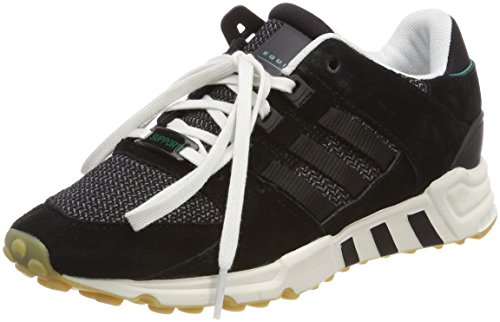 Adidas EQT Support RF, Zapatillas de Running Mujer, Negro (Core Black/White Cq2172), 39 1/3 EU