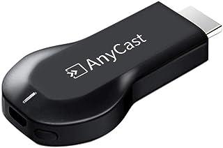 جهاز استقبال دونجل بشاشة واي فاي لا سلكي من أي كاست 1080P عالي الدقة MiraCast Airplay