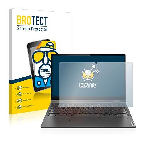 BROTECT Entspiegelungs-Schutzfolie kompatibel mit Lenovo Yoga C640 Bildschirmschutz-Folie Matt, Anti-Reflex, Anti-Fingerprint
