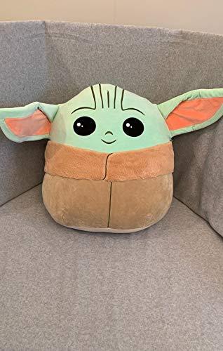 Squishmallow Plush Stuffed Toy Baby Yoda The Child