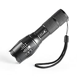 Best 2000 Lumen Zoomable Tactical Flashlight