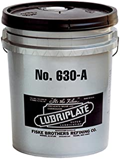 Lubriplate, No. 630-a, L0066-035, Lithium-based Grease, 35 Lb Pail
