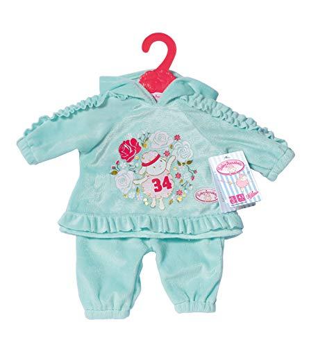 Zapf Creation 702062 Baby Annabell Baby-Anzug Puppenkleidung 43 cm, 1 Stück - Farbe nach Vorrat