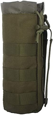 Baguo Tactical Molle Water Bottle Bag Pouch Upgraded Travel Holder Sport Bag Outdoor Hydration product image
