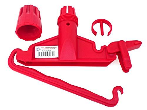 Pinza para fregona industrial (Rojo)