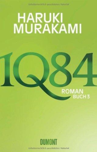 1Q84. Buch 3 von Haruki Murakami Ausgabe 2 (2011)