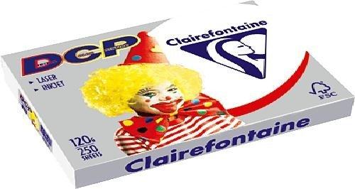 Clairefontaine Kopierpapier DCP/1845C DIN A3 weiß 120 g/qm Inh.250