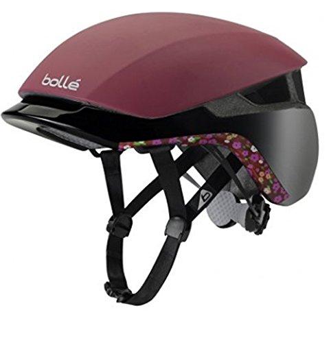 Bolle Messenger Premium Helmet burgandy liberty Kopfumfang 54-58 cm 2016 mountainbike helm downhill