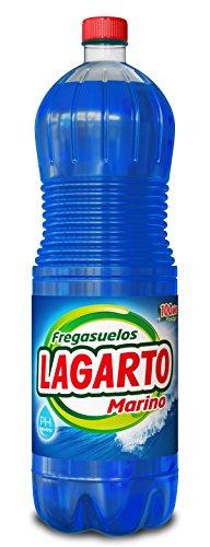 Lagarto Fregasuelos - Marino - Paquete de 8 x 1500 ml - Total: 12000 ml (415201)